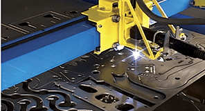 CNC Plasma Cutters automatic nesting software