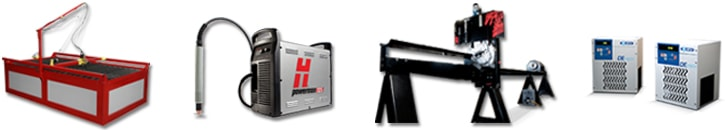CNC Packages: CNC Plasma Tables, Plasma Cutters, CNC Pipe Cutters and optional Add-ons